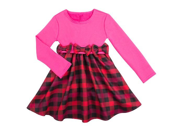 Idea Kids Платье для девочки Клетка