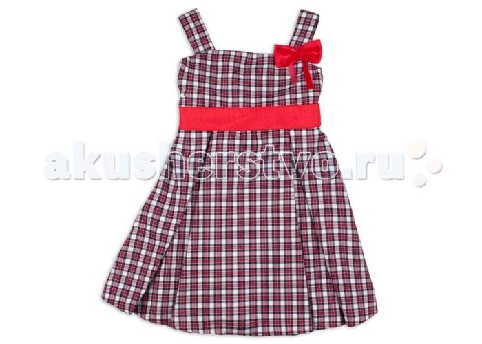 Детские платья и сарафаны Idea Kids Сарафан для девочки Клетка сарафаны doctor e сарафан