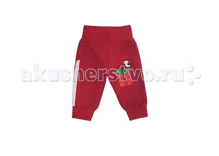 Брюки, джинсы и штанишки Idea Kids Штаны, футер 166-06-21 кофты и кардиганы idea kids кофточка 017 кс