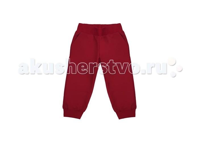 Брюки, джинсы и штанишки Idea Kids Штаны, футер 166-06-23 боди и песочники idea kids песочник 23