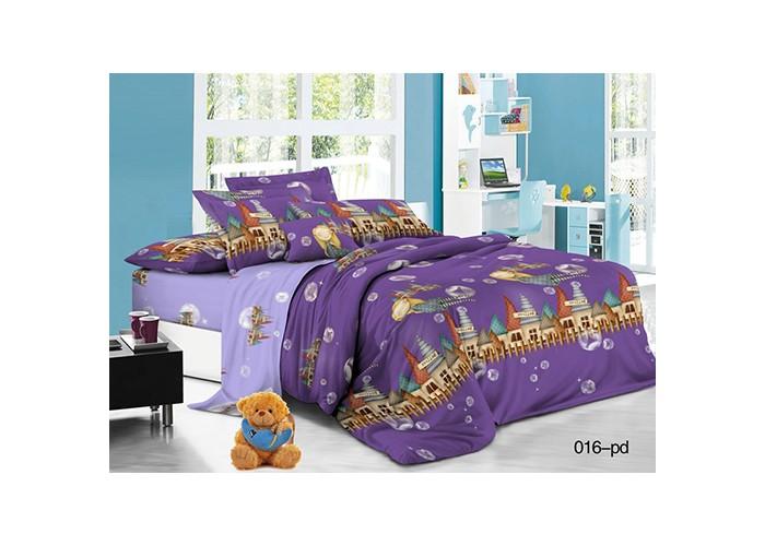 Постельные принадлежности , Постельное белье 1.5-спальное Idea Kids Волшебный сон 1.5-спальное (3 предмета) арт: 484096 -  Постельное белье 1.5-спальное