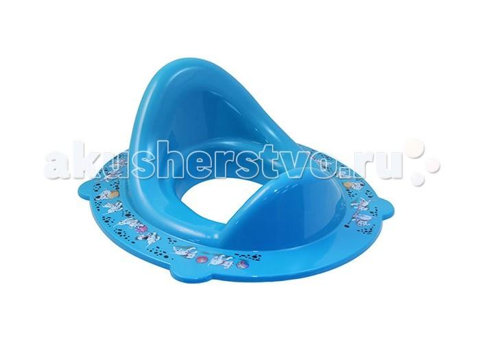 Сиденья для унитаза Idea (М-Пластика) Накладка на унитаз Дисней сиденья для унитаза tega baby накладка на унитаз мишка нескользящая