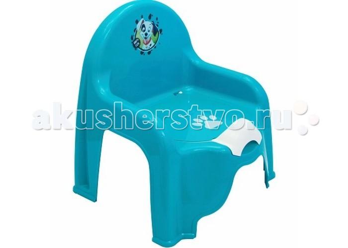 Горшки Idea (М-Пластика) Стульчик Дисней мультики на флешке винни пух usb