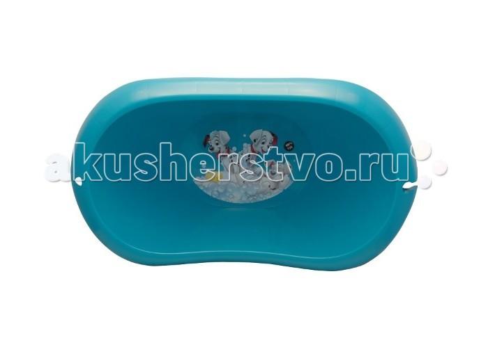 Детские ванночки Idea (М-Пластика) Ванночка детская м пластика