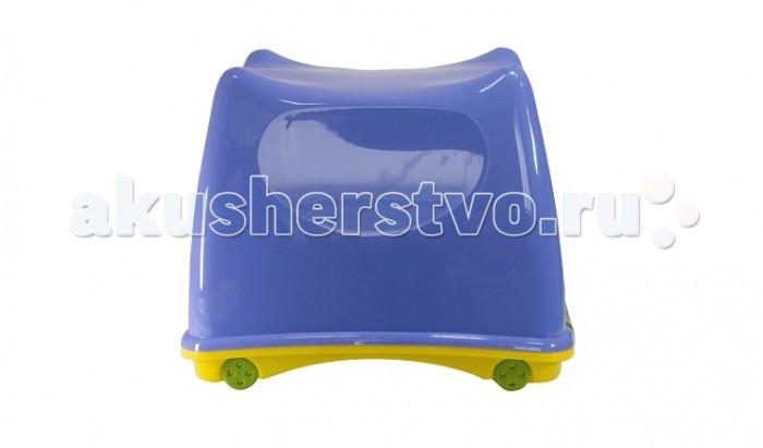 Ящики для игрушек Idea (М-Пластика) Ящик для игрушек Супер-Пупер м пластика