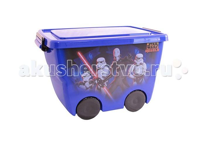 Ящики для игрушек Idea (М-Пластика) Ящик для игрушек Звёздные войны