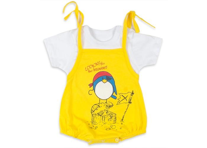 Боди и песочники Idea Kids Боди с коротким рукавом боди и песочники idea kids боди майка happy puppy 01хп