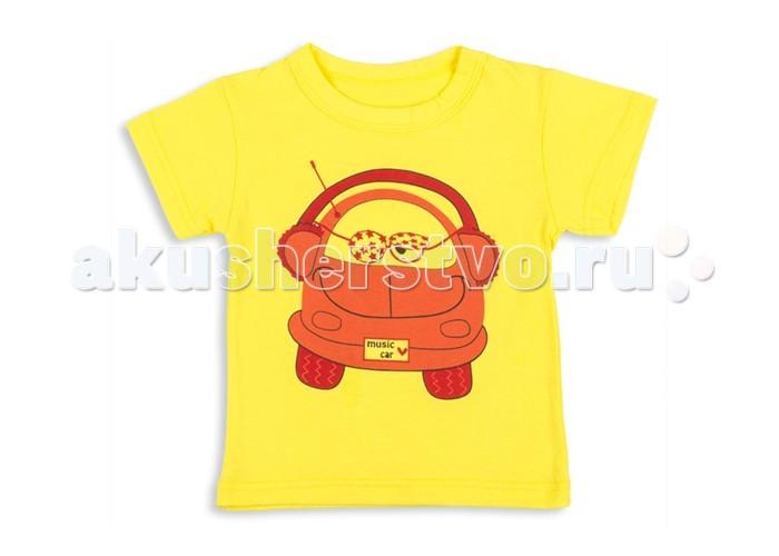 Футболки и топы Idea Kids Футболка Машинка топы майки футболки интернет