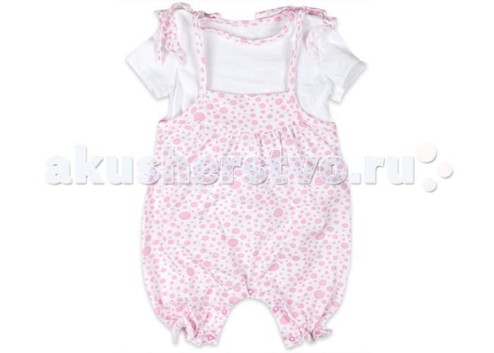 Комплекты детской одежды Idea Kids Комплект (песочник и футболка) комплект для девочки 5161oz0a10p01 синий beba kids