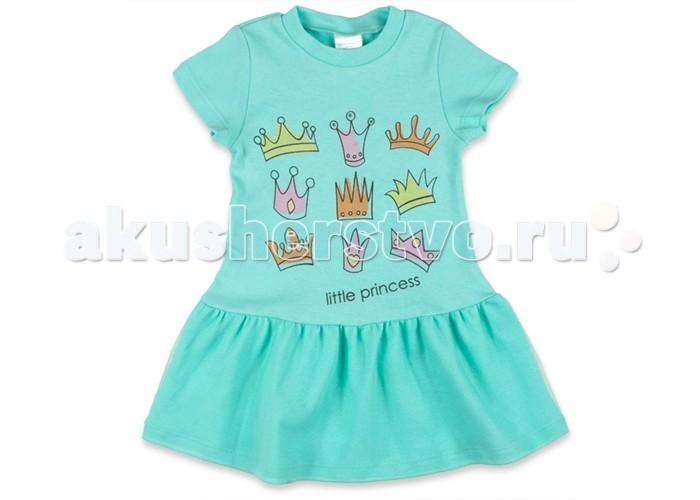 Детские платья и сарафаны Idea Kids Платье Корона кофты и кардиганы idea kids кофточка 017 кс