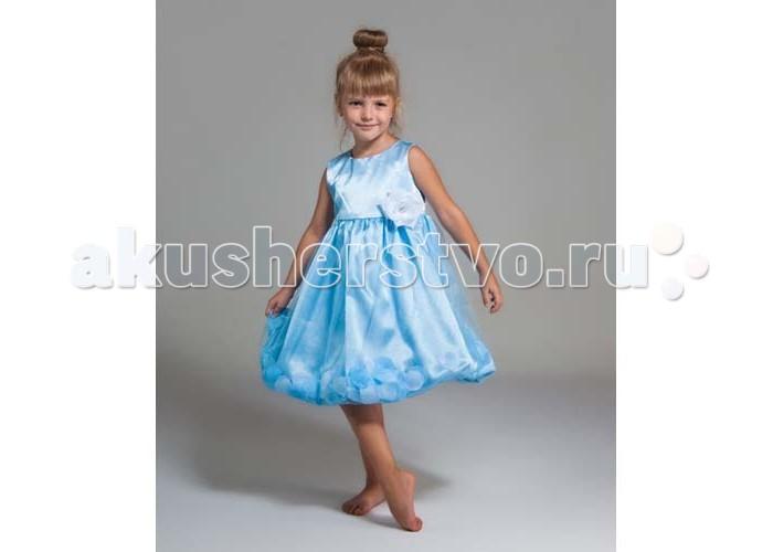 Детские платья и сарафаны Idea Kids Платье Лепестки детские платья и сарафаны idea kids платье фея