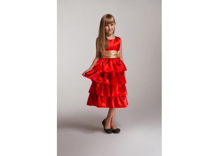 Детские платья и сарафаны Idea Kids Платье Роза детские платья и сарафаны idea kids платье фея