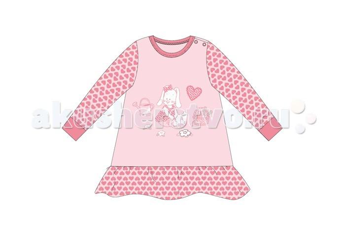 платье rebecca tatti платья и сарафаны приталенные Детские платья и сарафаны Idea Kids Платье Сердечки