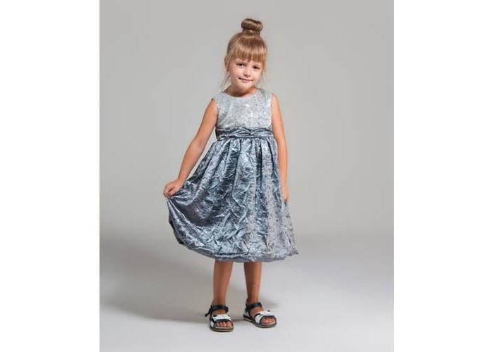 Детские платья и сарафаны Idea Kids Платье Серебро детские платья и сарафаны idea kids платье фея