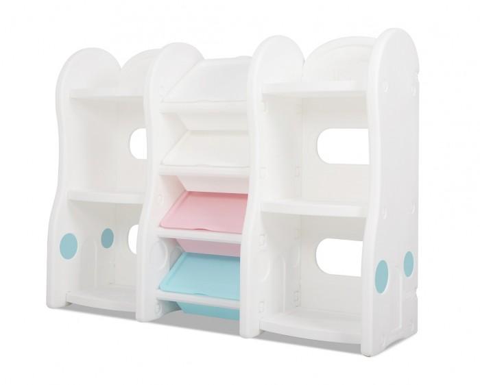 Ящики для игрушек Ifam Стеллаж для игрушек Design Organaizer Smart-3
