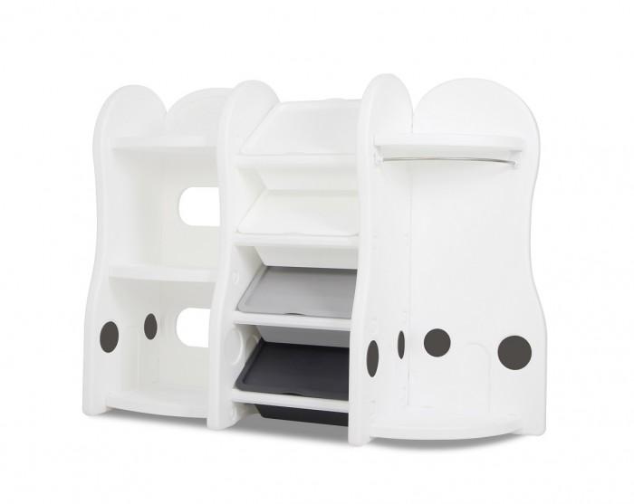 Ящики для игрушек Ifam Стеллаж для игрушек Design Organaizer Smart-4