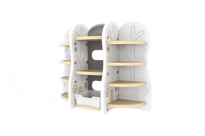 Ifam Стеллаж для игрушек DesignToy-10 от Ifam