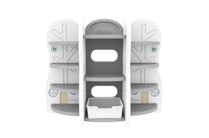 Ящики для игрушек Ifam Стеллаж для игрушек DesignToy-10