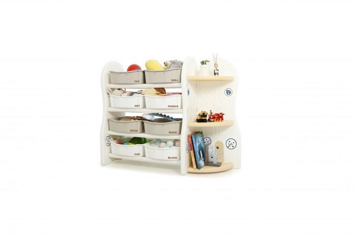 Ящики для игрушек Ifam Стеллаж для игрушек DesignToy-5
