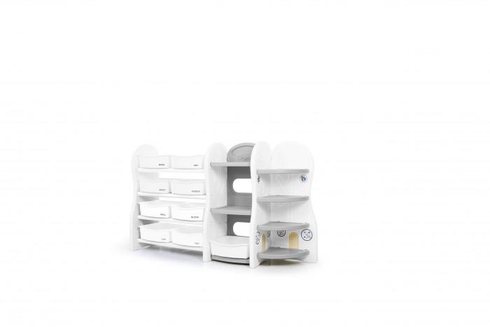 Ящики для игрушек Ifam Стеллаж для игрушек DesignToy-6