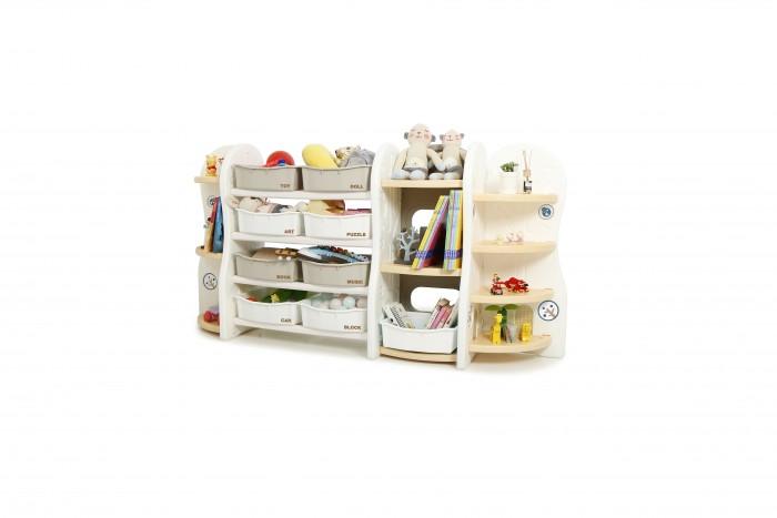 Ящики для игрушек Ifam Стеллаж для игрушек DesignToy-8