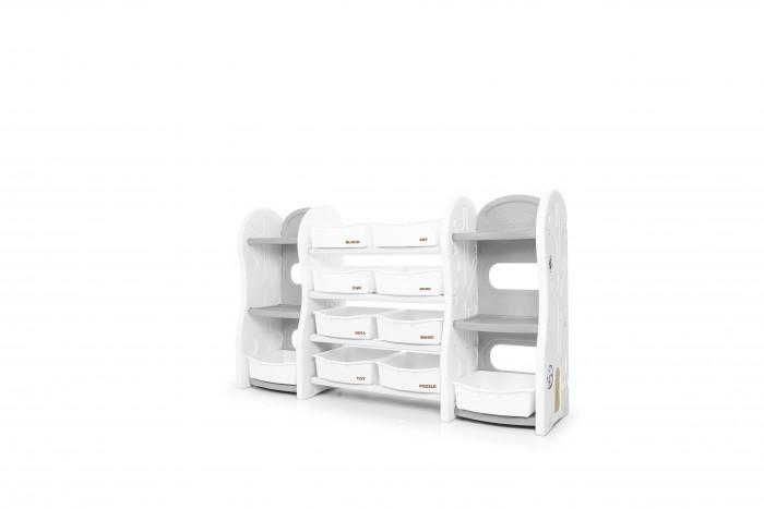 Ящики для игрушек Ifam Стеллаж для игрушек DesignToy-9