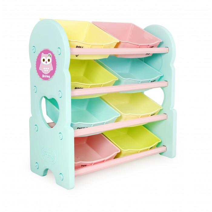 Купить Ящики для игрушек, Ifam Стеллаж для игрушек Briring-4
