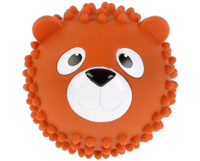 Фото - Игрушки для ванны Капитошка Игрушка для купания Мячик-медведь 8 см игрушки для ванны капитошка игрушка для купания кот леопольд
