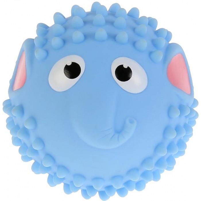 Фото - Игрушки для ванны Капитошка Игрушка для купания Мячик-слон 8 см игрушки для ванны капитошка игрушка для купания кот леопольд