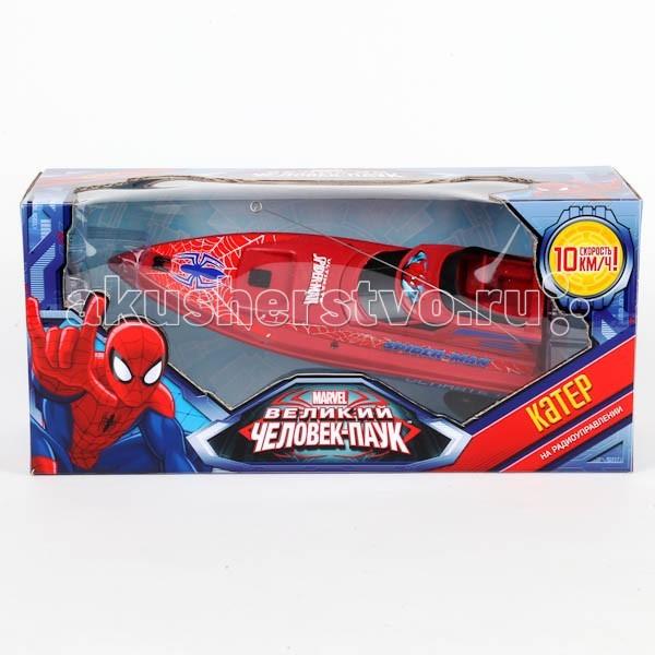 Играем вместе Катер Великий Человек-паук
