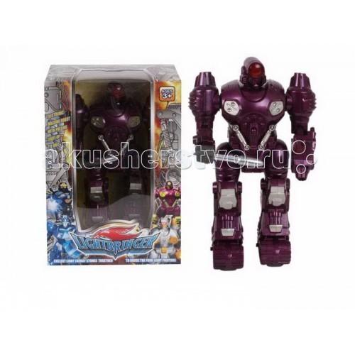 Роботы Игралия Робот-трансформер G2031 робот трансформер mengbadi 106 blue