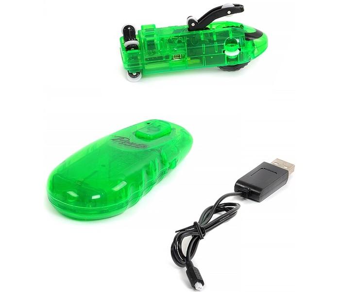 Радиоуправляемые игрушки Игротрейд Мини-машинка скоростная р/у для аэротрека