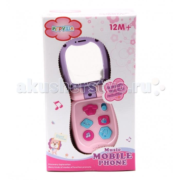 Электронные игрушки Игруша Музыкальный телефон