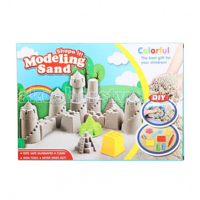 Кинетический песок Игруша Набор для творчества Песок инструменты для лепки 800 г