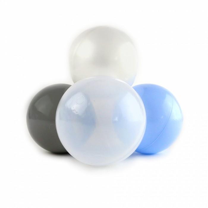 Купить Сухие бассейны, ILGC-group Набор шаров для сухого бассейна Pastel 150 шт. 008368
