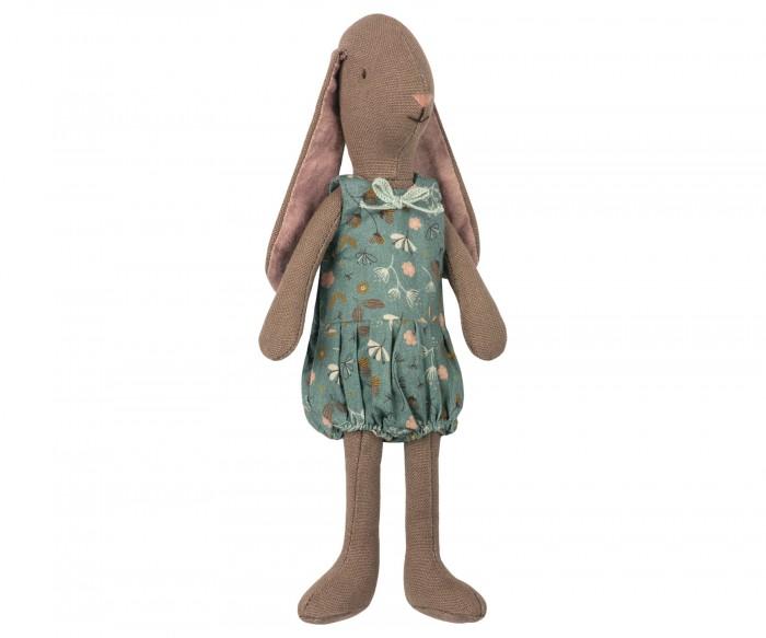Картинка для Мягкая игрушка Maileg Заяц Мини девочка