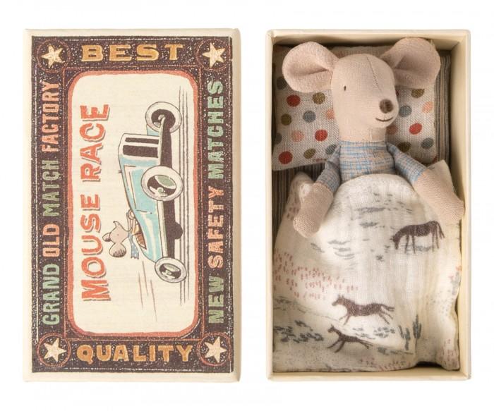 Мягкая игрушка Maileg Мышка старшая сестра в коробке