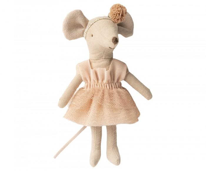Мягкая игрушка Maileg Мышка старшая сестра Балерина Жизель