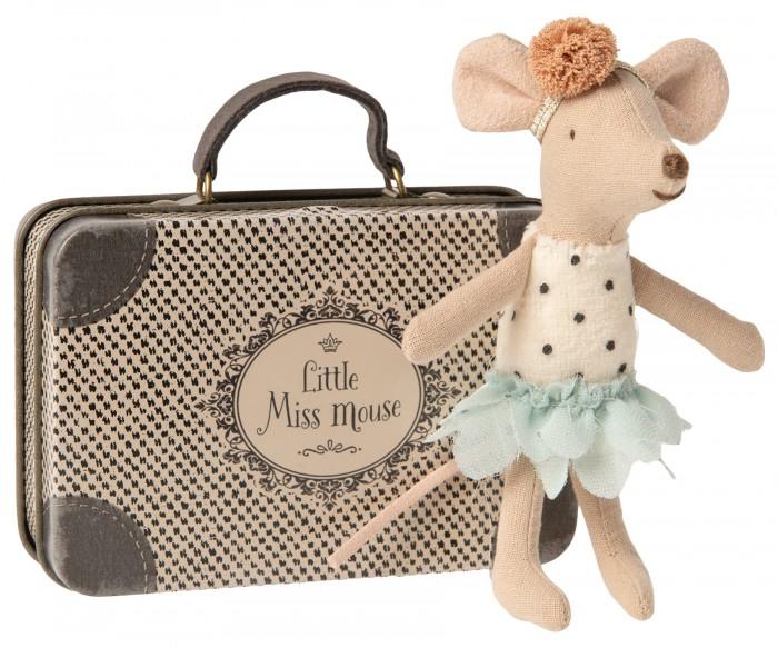 Мягкая игрушка Maileg Мышка старшая сестра Балерина Мирабелль
