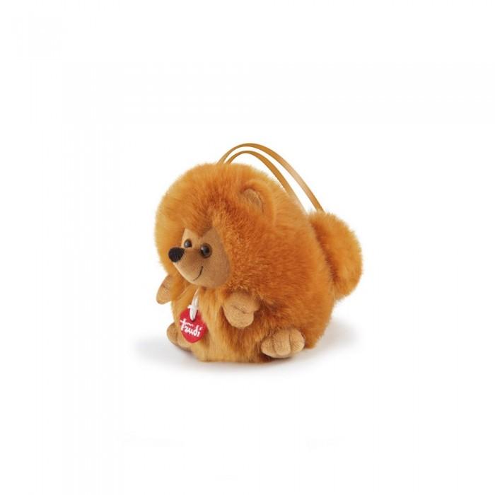 Мягкая игрушка Trudi Котенок-пушистик на веревочке 11 см