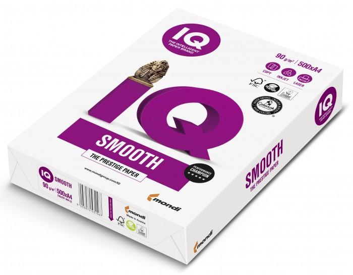 IQ Smooth Бумага А4 90 г/м2 500 листов