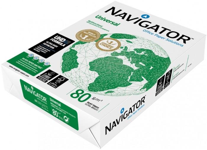 Картинка для Канцелярия Navigator Universal Бумага А4 500 листов