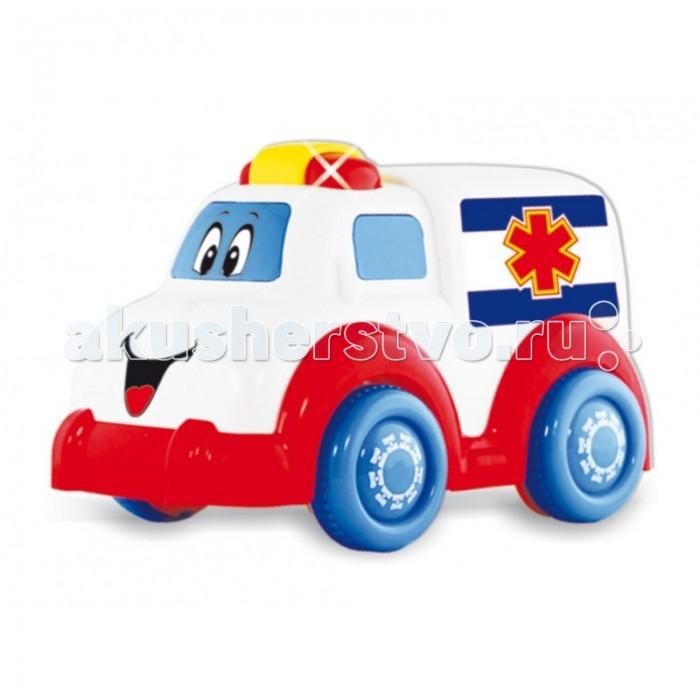 Машины Baby Mix Игрушка Скорая помощь скорая помощь на дому агапкин с н