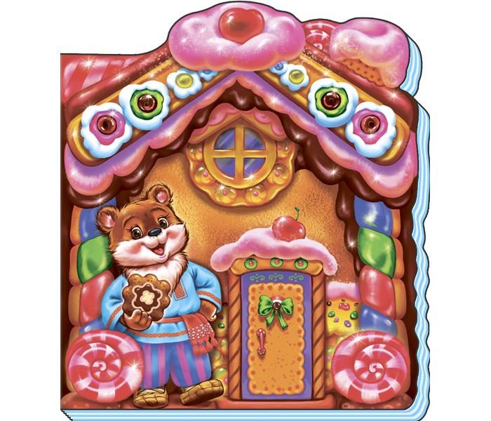 Книжки-картонки Ранок Книжка Сказки-домики - Пряничный домик