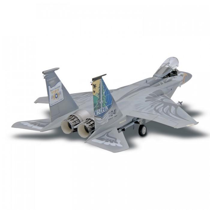 Revell Сборная модель самолета McDonnell Douglas F-15C Eagle 1:48