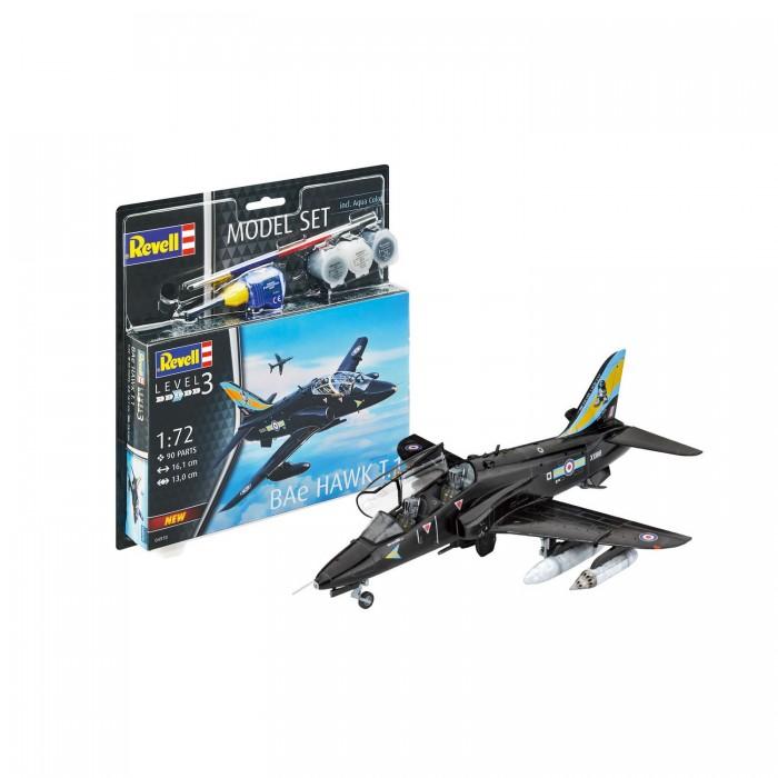 Revell Набор со сборной моделью самолета Hawk T.1 1:72