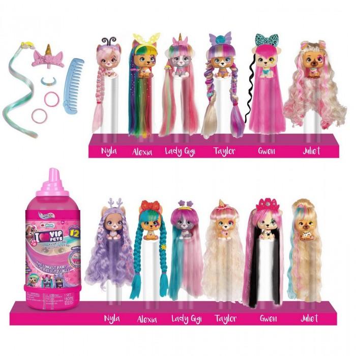 Игровые наборы IMC toys VIP Pets Модные щенки