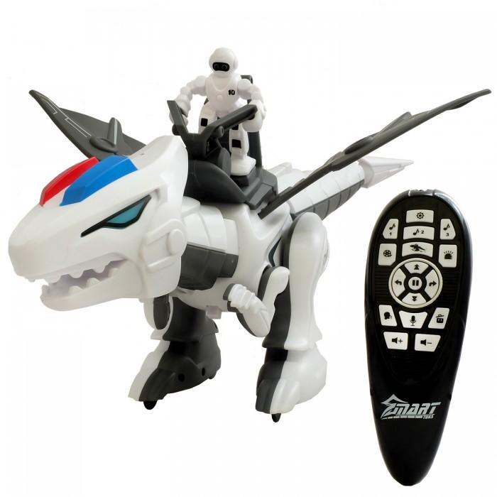 HK Industries  Радиоуправляемый Динозавр с Наездником