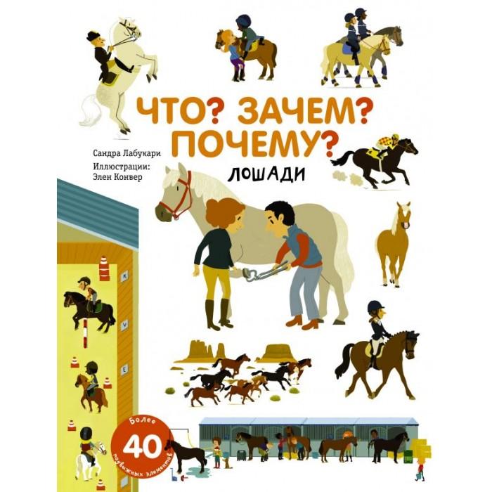 Издательство АСТ Что, зачем, почему в картинках