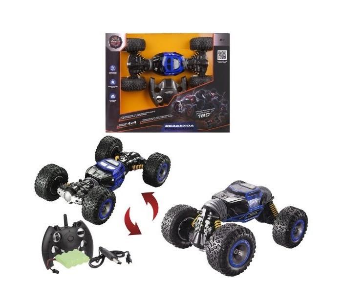 Картинка для Радиоуправляемые игрушки Пламенный мотор Вездеход трюковой 4 WD на радиоуправлении